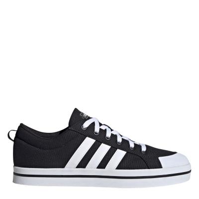 Adidasi sport adidas Bravada pentru Barbati negru alb