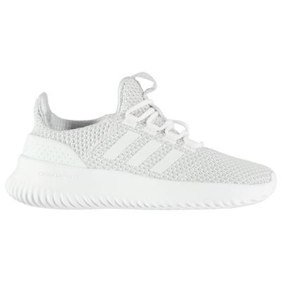 Adidasi sport adidas Adidas CloudFoam Ultimate pentru baieti alb