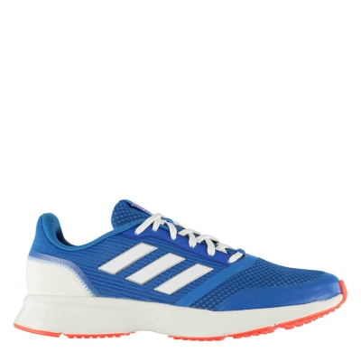 Adidasi sport adidas Nova Flow pentru Barbati albastru alb rosu