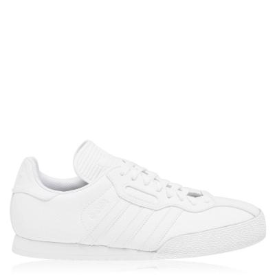 Adidasi sport adidas Samba Super pentru Barbati alb