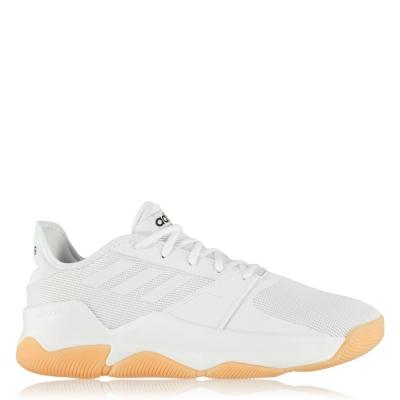 Adidasi sport adidas Streetflow pentru Barbati alb gum