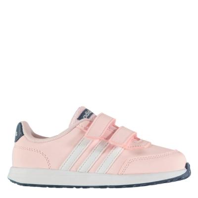 Adidasi sport adidas Switch pentru fete roz alb