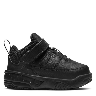 Adidasi sport Air Jordan Max Aura 3 baietei negru gri