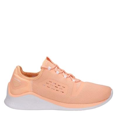 Adidasi sport Asics Fuzetora pentru Femei portocaliu crem apr