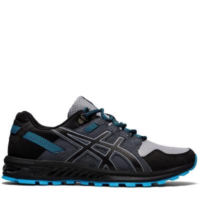 Adidasi sport Asics Gel Citrek pentru Barbati negru albastru