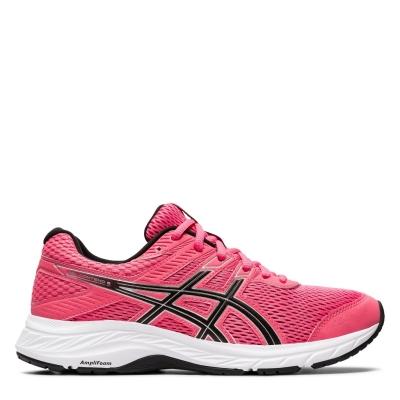 Adidasi sport Asics Gel Contend 6 pentru Femei roz argintiu