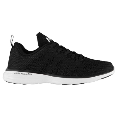 Adidasi sport Athletic Propulsion Labs Tech Loom Pro negru alb