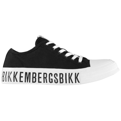 Adidasi sport Bikkembergs Aidan Low negru