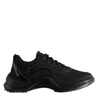Adidasi sport Blink Wavy negru