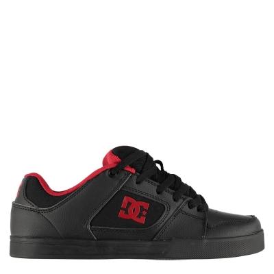 Adidasi sport DC Blitz II pentru Barbati negru rosu