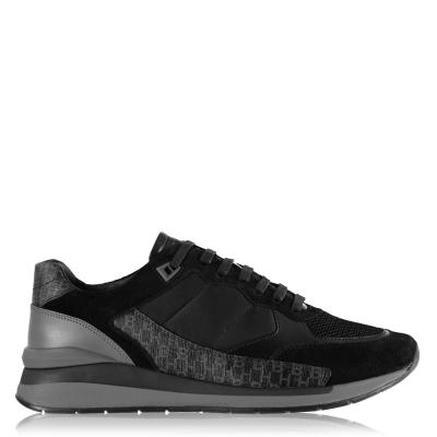Adidasi sport Boss Element Run negru