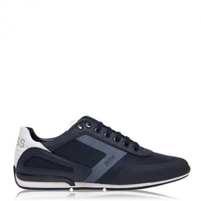 Adidasi sport Boss Hugo Saturn bleumarin