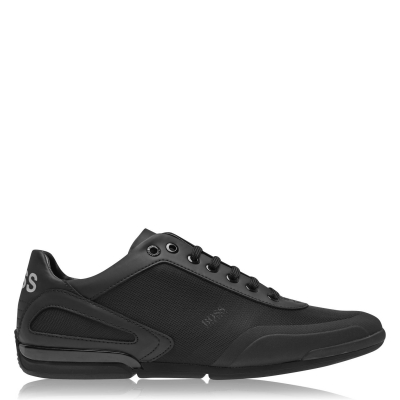 Adidasi sport Boss Hugo Saturn negru