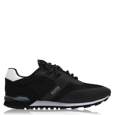 Adidasi sport Boss Parkour nailon negru
