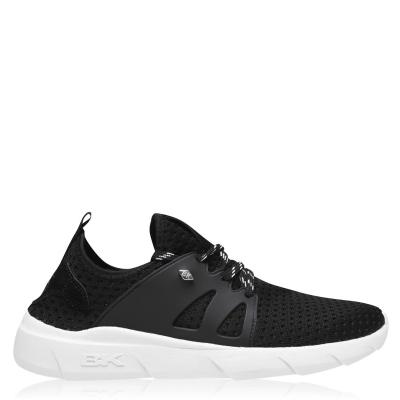Adidasi sport British Knights Trimm pentru Barbati negru alb