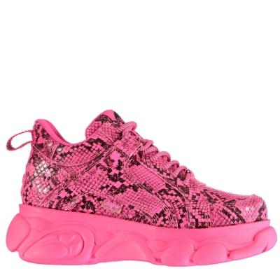 Adidasi sport Buffalo Corin roz sarpe