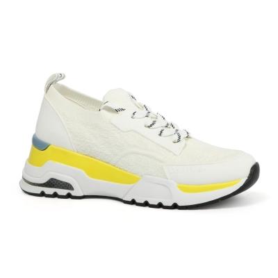 Adidasi sport Calvin Klein Hensley Terry alb