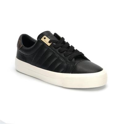 Adidasi sport Calvin Klein negru maro