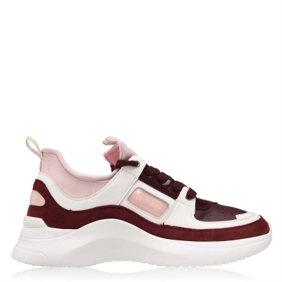Adidasi sport Calvin Klein visiniu roz
