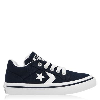 Adidasi sport Converse Distrito pentru baietei bleumarin alb