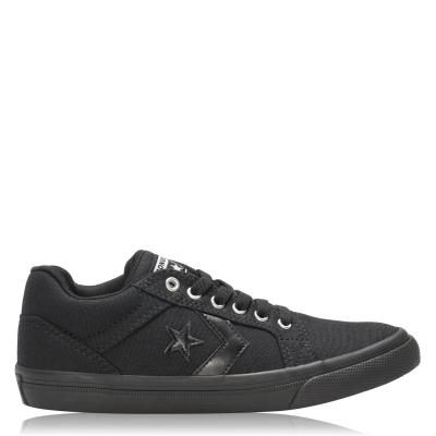 Adidasi sport Converse Distrito pentru baietei negru mono