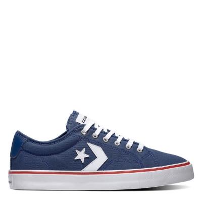 Adidasi sport Converse Ox Replay bleumarin alb