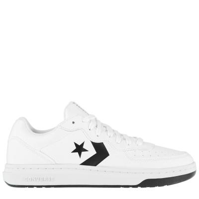 Adidasi sport Converse Ox Rival alb negru