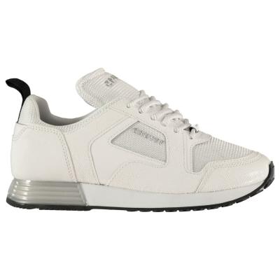 Adidasi sport Cruyff Lusso alb