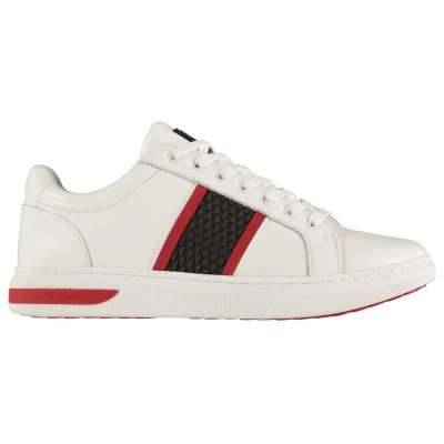 Adidasi sport Ed Hardy Hardy Blade alb rosu