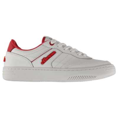Adidasi sport Ellesse 2.0 alb rosu
