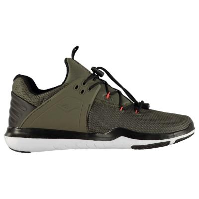 Adidasi sport Everlast Roku II pentru Barbati kaki negru
