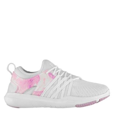 Adidasi sport Everlast Roku II pentru Femei alb roz