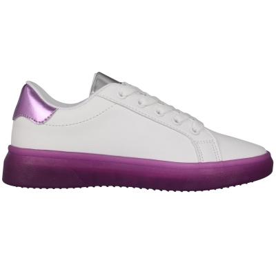 Adidasi sport Fabric Castel pentru Copii alb multicolor