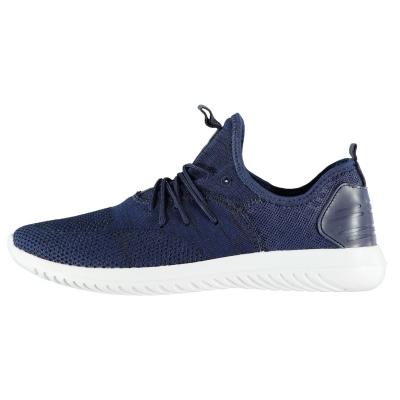 Adidasi sport Fabric Cusago pentru Barbati bleumarin