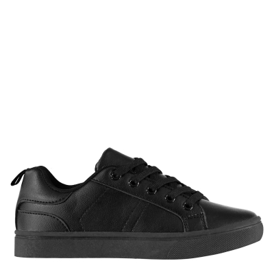 Adidasi sport Fabric Low pentru Copii negru