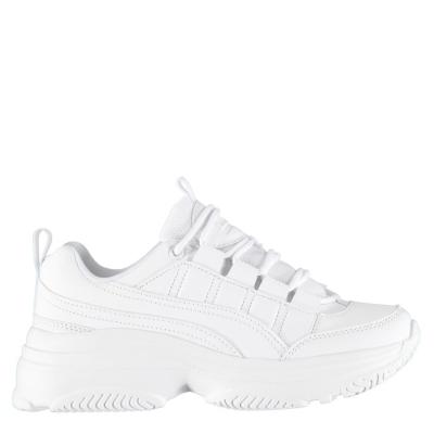 Adidasi sport Fabric Luca pentru femei alb