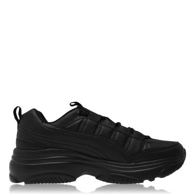 Adidasi sport Fabric Luca pentru femei negru