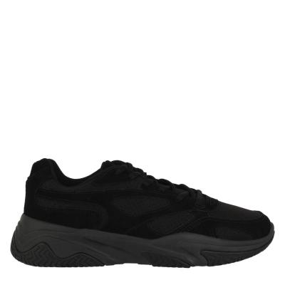 Adidasi sport Fabric Quest Low pentru Barbati negru