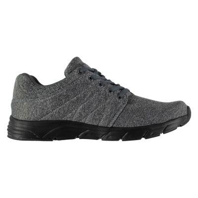 Adidasi sport Fabric Reup Runner inchis gri marl