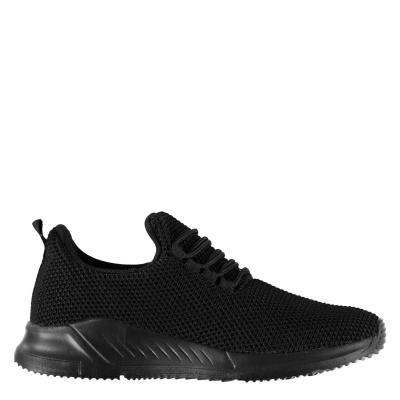 Adidasi sport Fabric Santo pentru copii negru