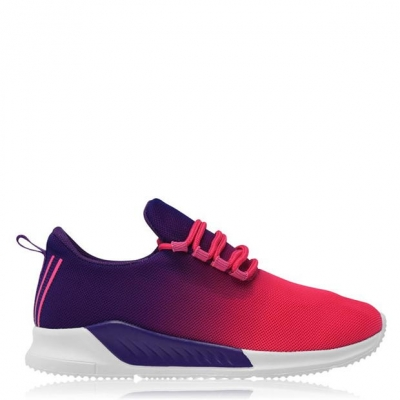 Adidasi sport Fabric Santo pentru Copii roz mov