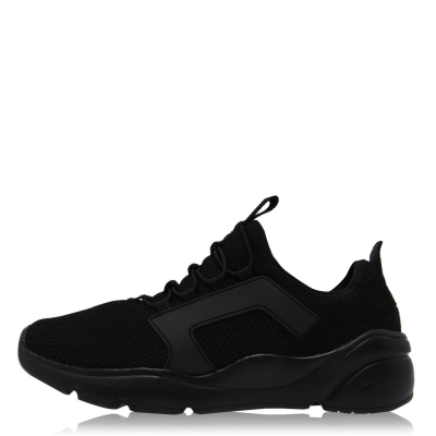 Adidasi sport Fabric Verona Juniors negru