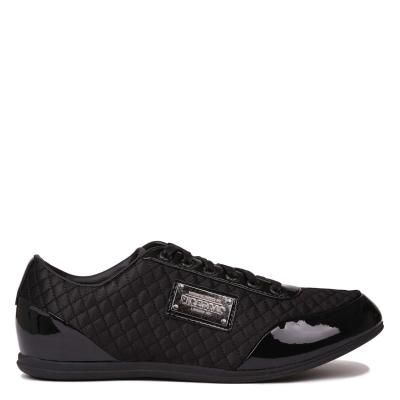 Adidasi sport Firetrap Dr Domello pentru Barbati negru