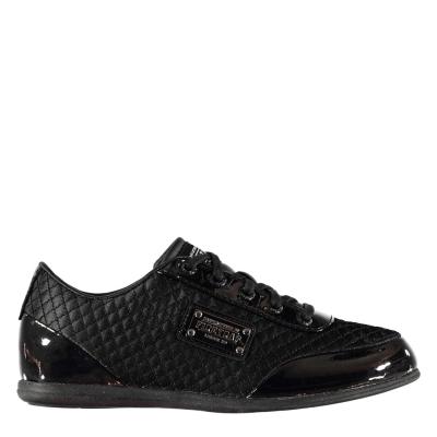 Adidasi sport Firetrap Dr Domello pentru copii negru