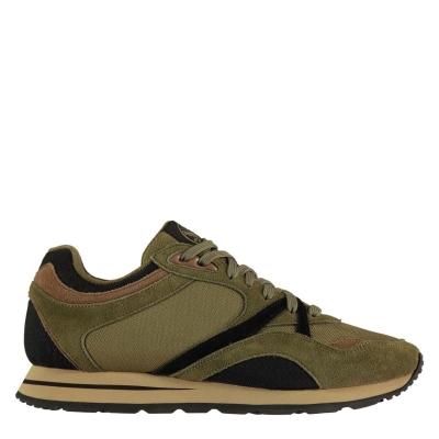 Adidasi sport Firetrap Millburn pentru Barbati kaki