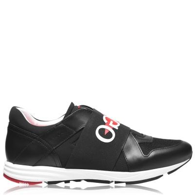 Adidasi sport HUGO Aysa Harrow 1 negru