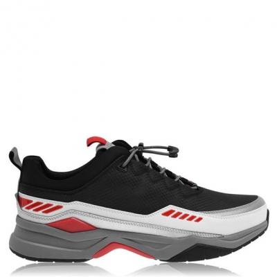 Adidasi sport HUGO Block negru