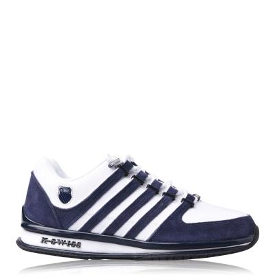 Adidasi sport K Swiss Rinzler alb bleumarin