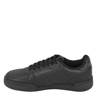 Adidasi sport Kappa Sonto pentru copii negru inchis gri