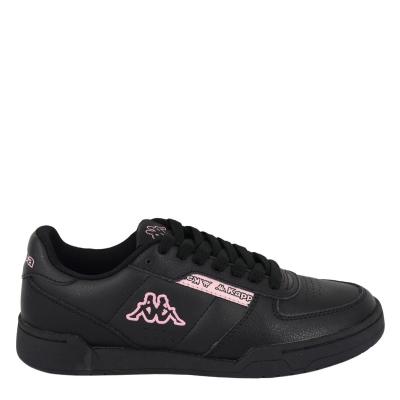 Adidasi sport Kappa Sonto pentru femei negru roz